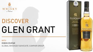Discover Glen Grant with Global Whisk(e)y Advocate, Robin Coupar