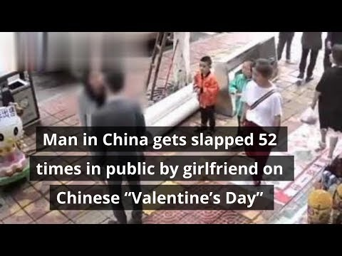 Man Gets Slapped 52 Times by Furious Girlfriend for Not Buying Her a New Phone