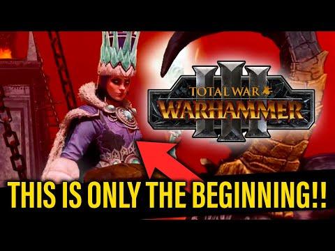 7 FUTURE WARHAMMER 3 TOTAL WAR REVEALS! - Total War News! |