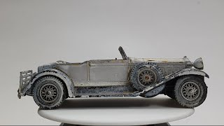 MATCHBOX Restoration Y15 1930 Packard Victoria 1969