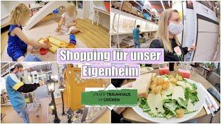 Shoppen für unser Haus 🏡 Bad Fliesen kaufen & Kinderfreier Tag | Isabeau
