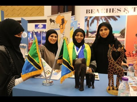 TANZANIAN EMBASSY IN RIYADH HELD A TRAVEL AND TOURISM  EXHIBITION 2018