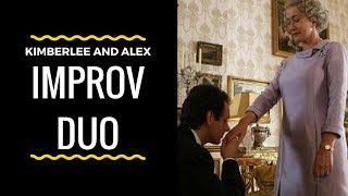 Table Topics | Kim & Alex Improv