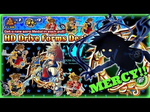 KH Union χ[Cross] HD Antiform Sora Mercy & Sora Art EX 1 in 4 Chance to Pull! ~ Sneak Peek