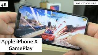 Apple iPhone X 3GB Ram, A11 Bionic, Apple GPU | GamePlay