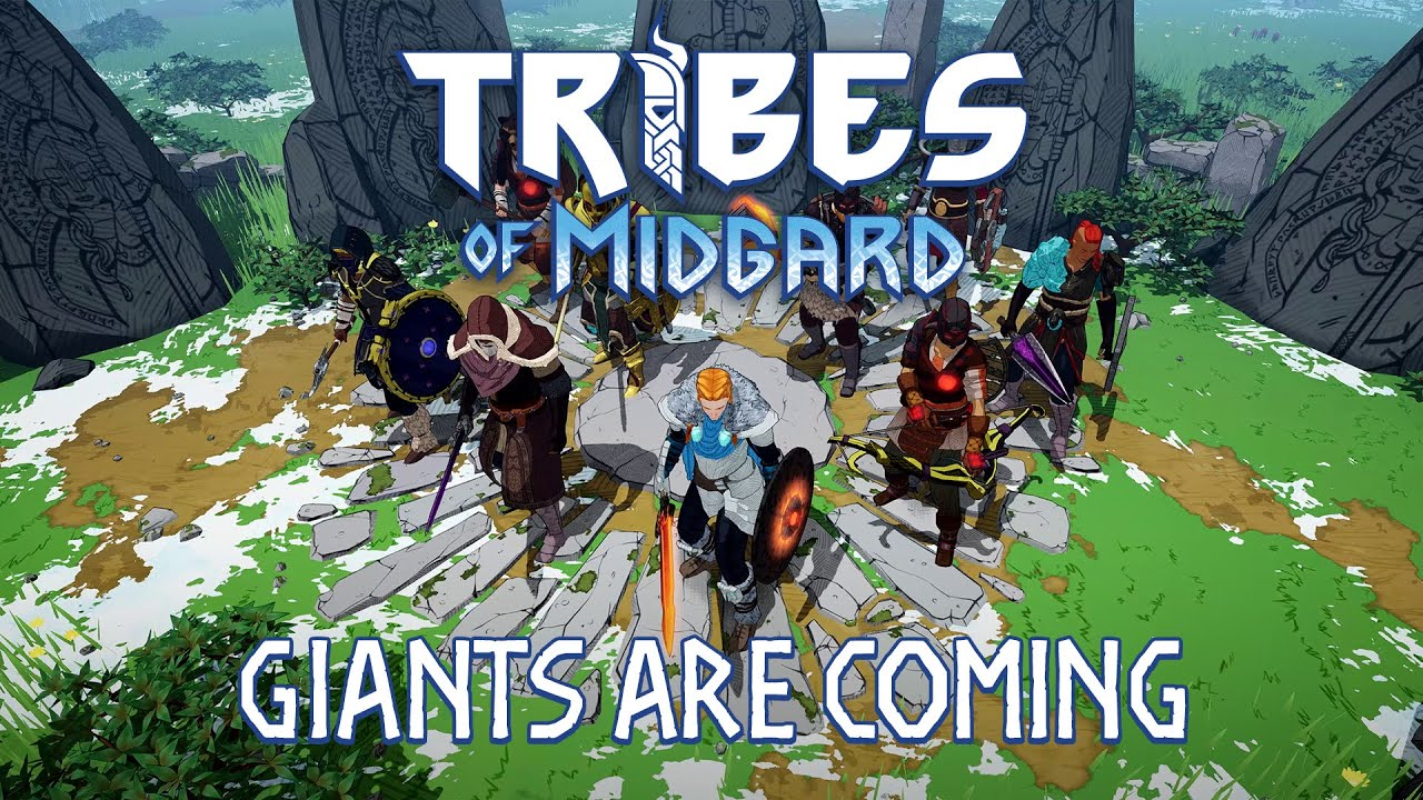 『Tribes of Midgard』巨人來襲預告片