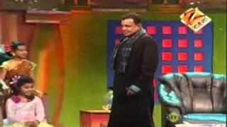 Dance Bangla Dance Junior March 29 '11 Jury Entertainment By Bhoot Part - 3