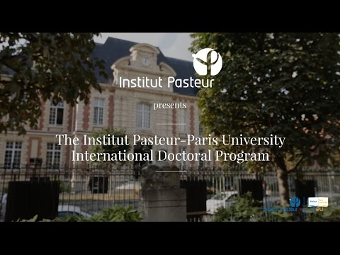 The Institut Pasteur-Paris University International Doctoral Program