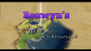 """Video Civilization 6: The Rise and Fall of the Roawyn Empire 6 """"Cheesing Multiplayer with Friends 3"""" download MP3, 3GP, MP4, WEBM, AVI, FLV Januari 2018"""