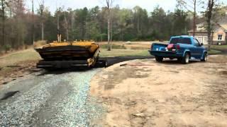 Millings recycled asphalt paving Richmond va.Hpaving