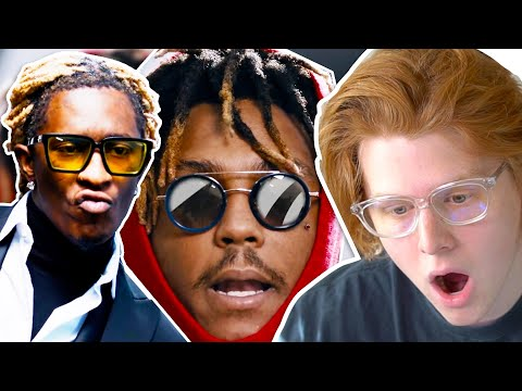 Juice's Last Music Video │Juice WRLD – Bad Boy ft. Young Thug (Directed by Cole Bennett) REACTION!