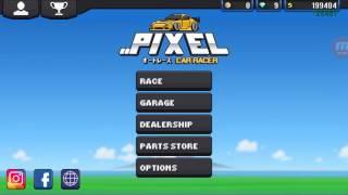 Pixel Car Racer New 1.0.10 Update!!! MIATA 2JZ BUILD