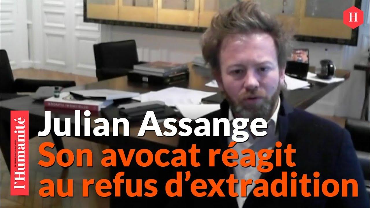 Download Julian Assange échappe à l'extradition vers les États-Unis : la réaction de son avocat