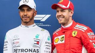 Formula 1 2020 w/ Sasha Martinengo - Will Vettel Join Mercedes?