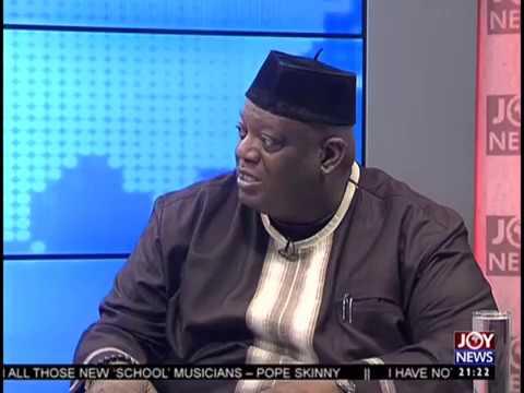 Ghana's Banking Culture - PM Express on JoyNews (2-8-18)