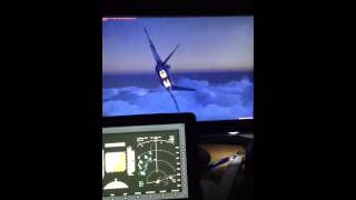 Primo video test AirTrack su F22 RAPTOR