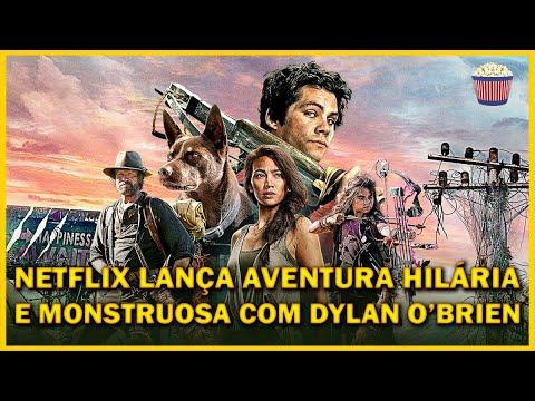 Aventura MONSTRUOSA e HILÁRIA com Dylan O'Brien - Crítica