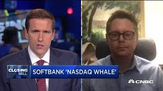 Financial Times journalist on SoftBank as 'Nasdaq whale' that contributed to tech's rally