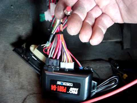 Bulldog Remote Starter Wiring Diagram 2001 Pontiac Grand Am Speaker 2003 Chrysler Sebring Convertible Start Installation Youtube
