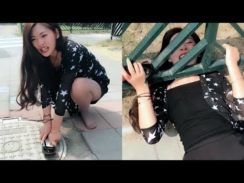 Funny Videos 2019 ● Cute girl doing funny things ♥♥♥