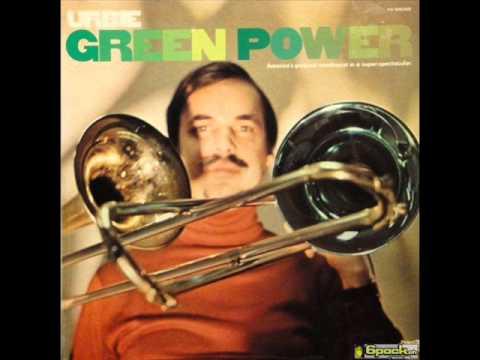 """Urbie Green-""""Green Power"""""""