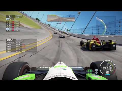 Project CARS 2 Online Indy Car Racing - VP-Gaming.de by VP_me3010