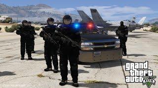 GTA 5 MODS LSPDFR 986  - SWAT PATROL!!! (GTA 5 REAL LIFE PC MOD)