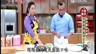 小夫妻拌麵 | 美食鳳味- 大師有撇步 五星級料理-香蔥雞油拌麵,香辣雞絲涼麵