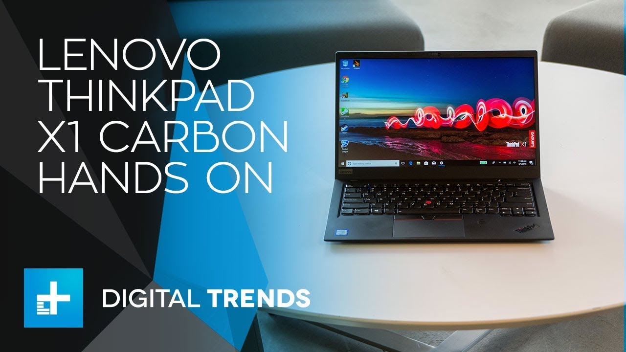 Lenovo ThinkPad X1 Carbon – Hands On Review