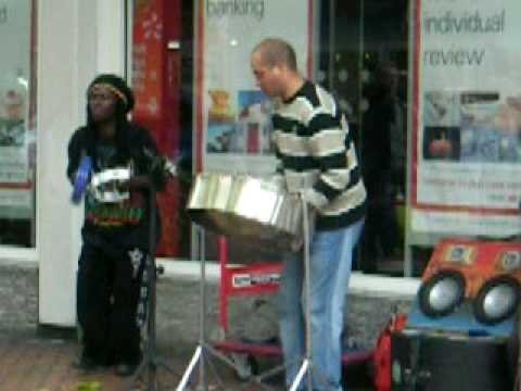 Musique rue Birmingham 2