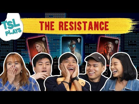 TSL Plays: The Resistance
