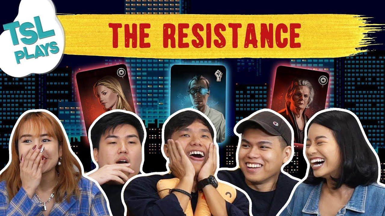 TSL Plays: The Resistance