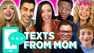 BUNK'D Cast Reads Texts From Mom