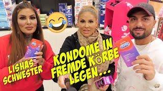 Supermarkt Vlog mit Lishas Schwester | Lisha&Lou