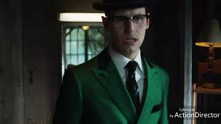 Gotham : el acertijo habla con ed nygma (latino)