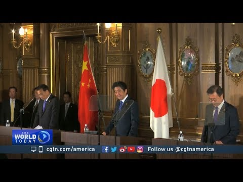 Leaders of China, Japan, and South Korea hold trilateral talks in Tokyo