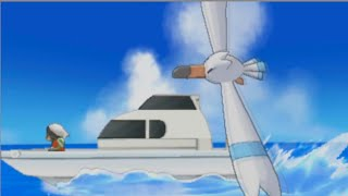 Pokemon Omega Ruby: Part 5! Battling Roxanne and Sailing!