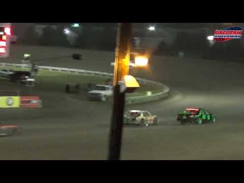 Dacotah Speedway Hobby Stock A-Main (9/28/18)