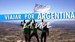 Salimos a VIVIR la ARGENTINA  | Hoy No Duermo en Casa