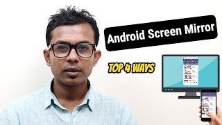 How to Mirror your Android Screen to PC   Best 4 Ways to Mirror your Mobile on Computer or Laptop