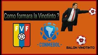 Eliminatorias Qatar 2022!! Análisis primer partido Venezuela vs Colombia. Salo estará?