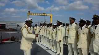 CAPABILITIES OF NIGERIAN NAVY'S NNS CENTENARY