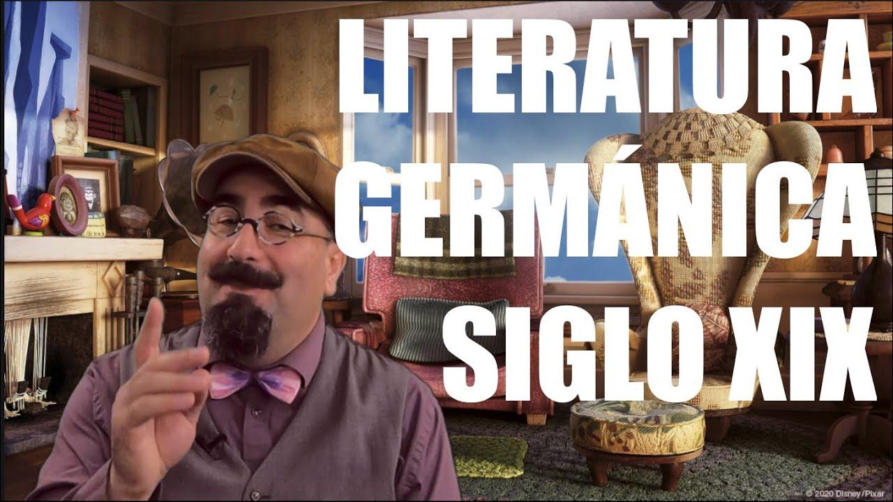 11 Literatura Germánica Siglo XIX