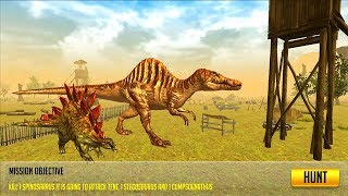 Dinosaur Hunter 2018 Android Gameplay