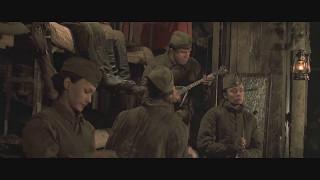 Один из примеров образа русских в западных фильмах.