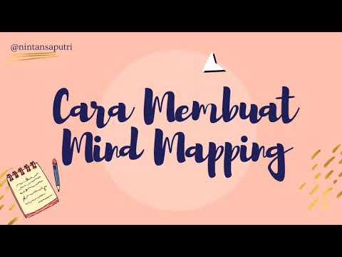 CARA MEMBUAT MIND MAPPING