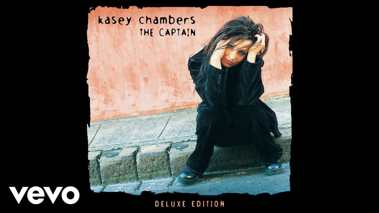 224489d365a Kasey Chambers Celebrates 20th Anniversary of 'The Captain' with Deluxe  Edition - KASEY CHAMBERS