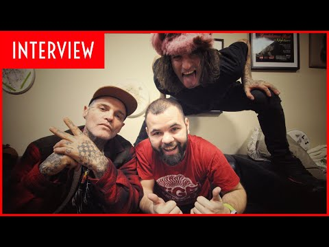 THE CURSE OF THE BUTTERFLY | CRAZY TOWN INTERVIEW