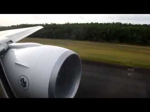 Air France 793 [PTP-ORY] - Boeing 777-300ER - Push Back, Taxi & Take Off