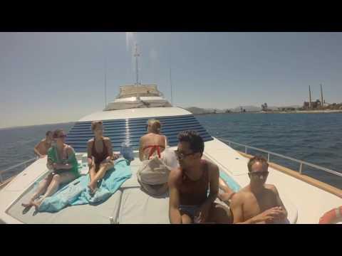 Digital Smile Design Course with Christian Coachman on Super Yacht Powder Monkey Mallorca 2015